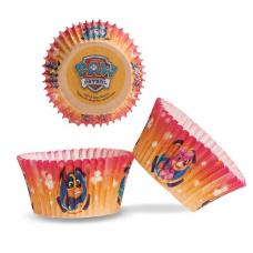 Košíčky na muffiny Paw Patrol 25 ks papierové