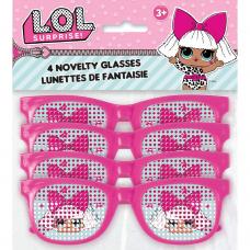 Párty okuliare LOL Surprise