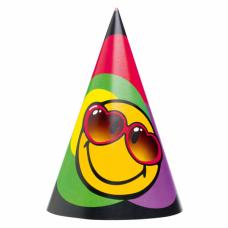 Party Klobúky Smile /6ks/