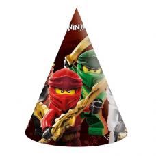 Párty klobúky Lego City