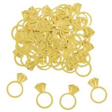 Konfety sypané Prstene zlaté 142g