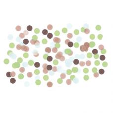 Konfety papierové sypané mix