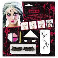 Farby na tvár Halloween Dolly