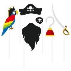 Sada na fotenie Pirát