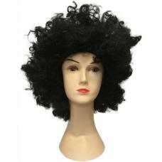 Parochňa Afro - čierna