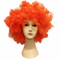 Parochňa Afro - oranžová