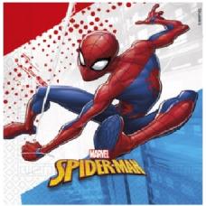 Servítky Spiderman 1