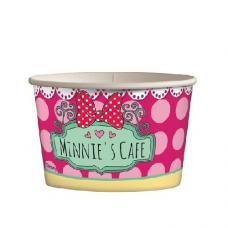 Papierový kelímok na zmrzlinu Minnie Mouse