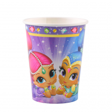 Poháre Shimmer and Shine