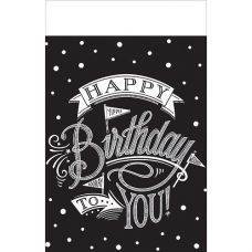 Obrus Happy Birthday to you!