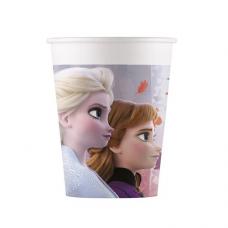 Poháre Frozen na ľade