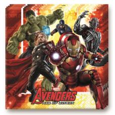 Servítky Avengers