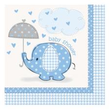 Servítky Baby Shower Chlapec