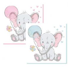 Servítky Sloníča