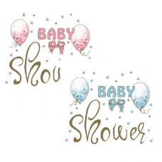 Servítky Baby Shower