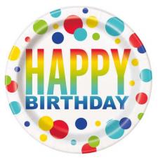 Taniere Happy Birthday bodky