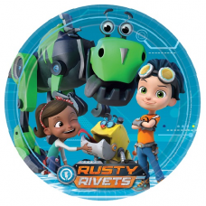 Taniere Rusty Rivets