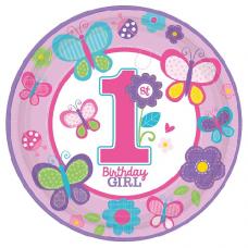 Taniere 1. narodeniny dievča