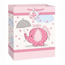 Darčeková taška Baby Shower Dievča