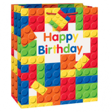 Darčeková taška Lego kocky