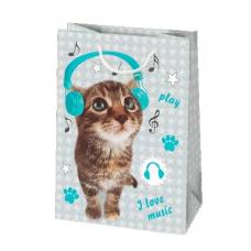 Darčeková taška Mačka
