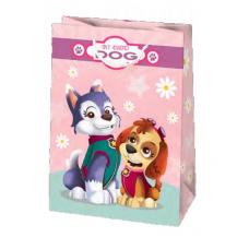 Darčeková taška s dievčenským motívom