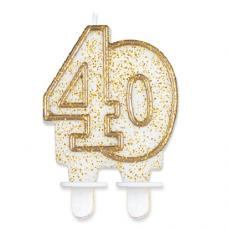 Sviečka č. 40