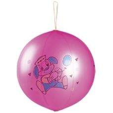 Balón Lopta na gumičke neon