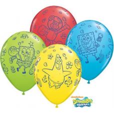 Balóny Spongebob Q 11´´