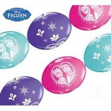 Naväzovacie balóny Frozen Qlink 12´´