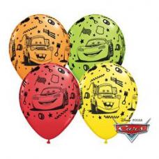Balóny McQueen & Mater Q 11´´ RND