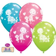 Balóniky Doktorka Mc. Stuffins Q 11´´