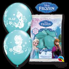 Balóny Frozen 6ks Q 12´´