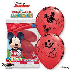 Balóny Mickey Mouse 6ks Q 12´´
