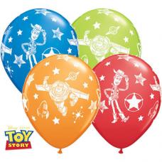 Balóny Toy Story Stars Q 11´´ RND