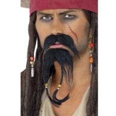 Fúzy a brada Pirát