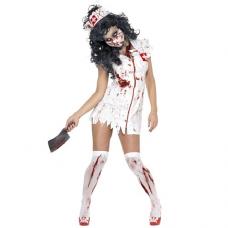 Kostým Zombie Sestrička