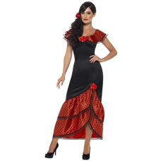 Kostým Flamengo tanečnica