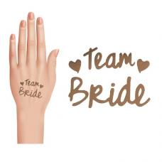 Tetovačky Team Bride / Tím Nevesta