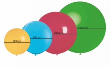 Balónky latexové velké - obří