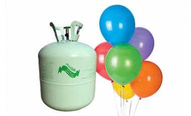 Hélium do balónků 250L