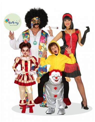 Karnevalové kostýmy a doplňky