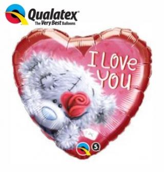 Balónky fóliové Qualatex střední