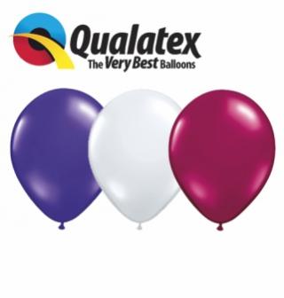 Balónky Q11 Průhledné