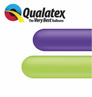 Balónky modelovací 260Q Standart