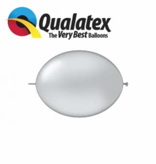 Balónky navazovací Qlink 6 metalic