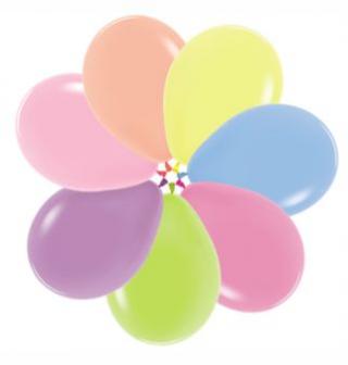 Balónky bez potisku