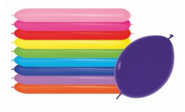 Balónky navazovací LOL - na balónkové dekorace a výzdoby