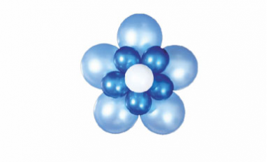 Balónky na dekorace R5-Q5-Q7-R6