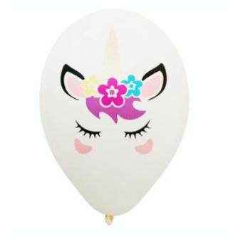 Balónky s potiskem